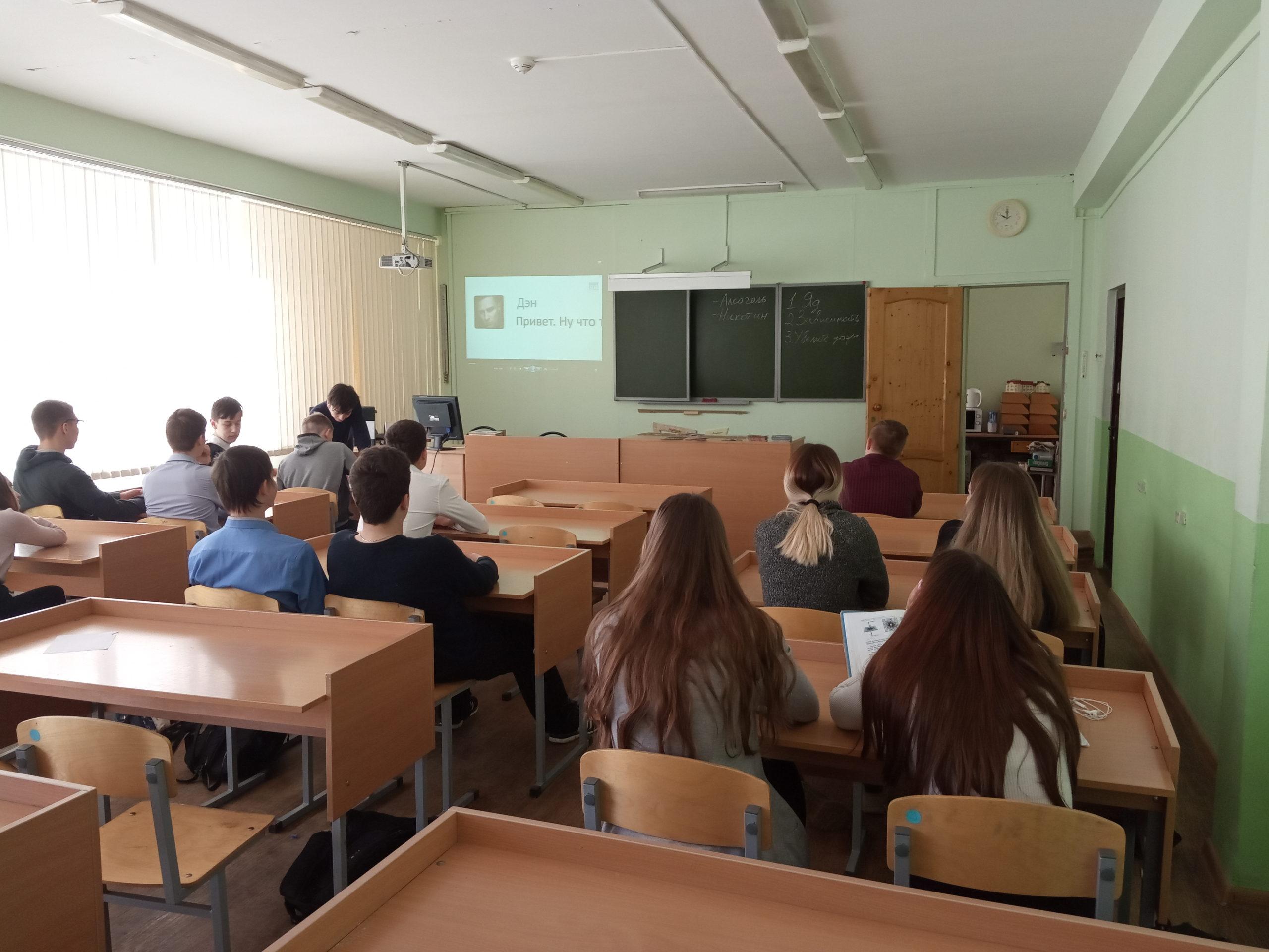 Общее дело в учебных заведениях Волгоградской области