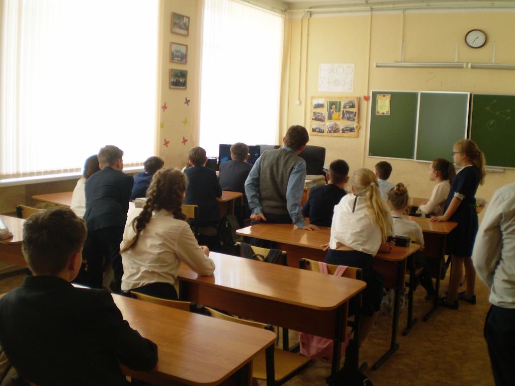 Общее дело в Лицее №21 города Иваново