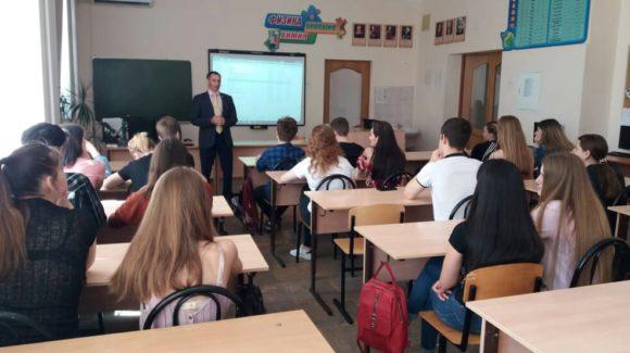 Общее дело в Краснодарском торгово-экономическом колледже