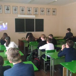 Общее дело в Костромском лицее №20
