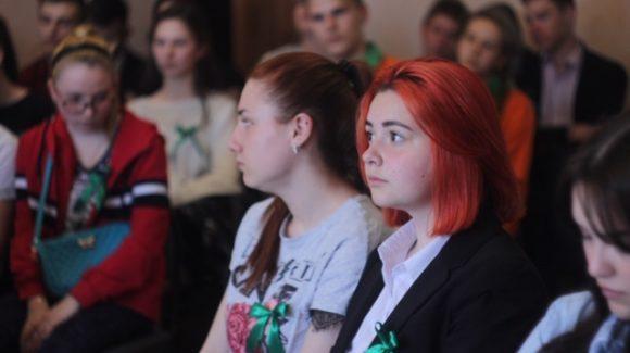 Общее дело для учащихся школ города Серпухов Московской области