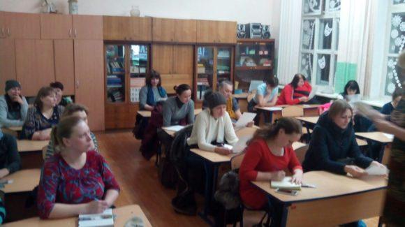 «Общее дело» на родительском комитете в школе № 60 города Омска