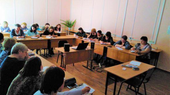 «Общее дело» с методическим семинаром в Полтавке