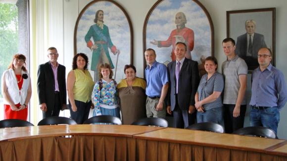 Круглый стол в мэрии города Петрозаводска