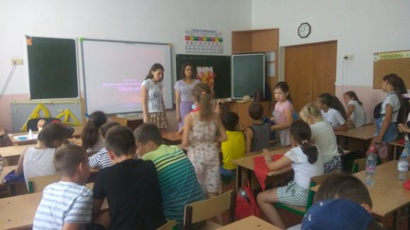 Дети Краснодарского Края