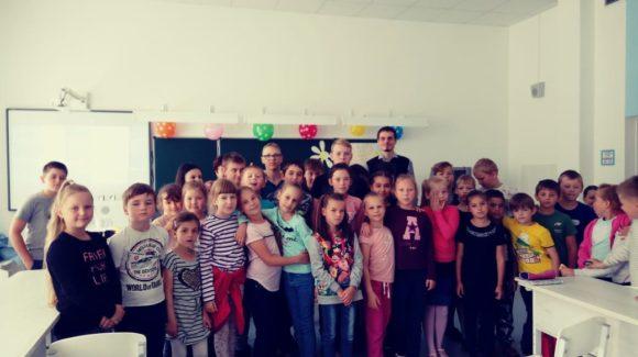 «Общее дело» в в МБОУ СОШ №22″ города Химки