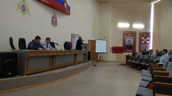 «Общее дело» в Управлении Росгвардии по Челябинской области
