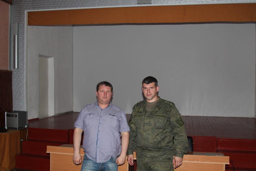 «ОБЩЕЕ ДЕЛО» на Камчатке в войсковой части 25030-15
