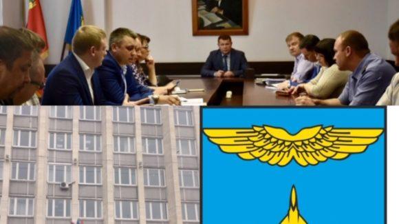«Общее дело» приняли участие вработе круглого стола в Жуковском