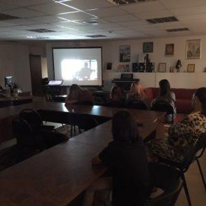 «Общее Дело» в Социально-реабилитационном центре «Алтуфьево»
