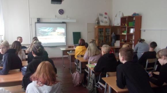 «Общее Дело» в школе №10 города Петрозаводска