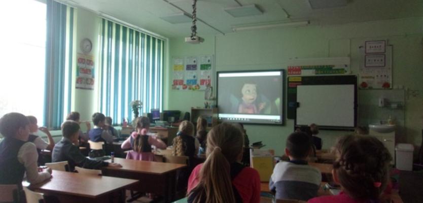 «Общее Дело» в школе №3 города Петрозаводска