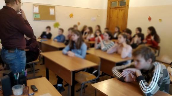 «Общее Дело» в школах и гимназии города Петразаводска
