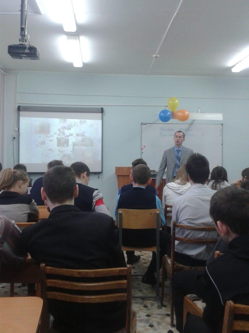 Общее дело в школе 79 г.Ижевска