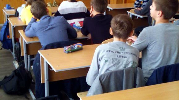 «Общее Дело» в Школе №78 г.Волгограда