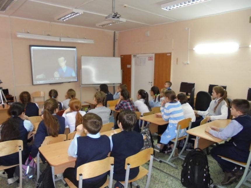 Общее дело в школе 72 г.Ижевска