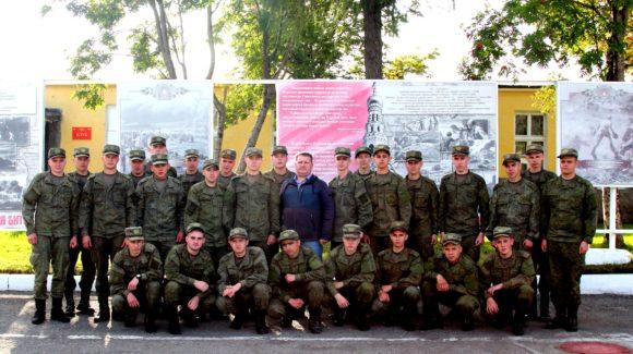 «ОБЩЕЕ ДЕЛО» на Камчатке в войсковой части 25030-4