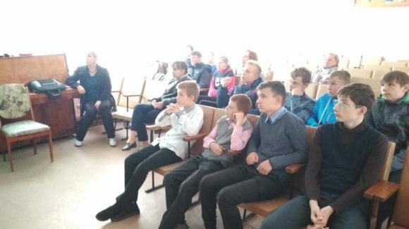 ОБЩЕЕ ДЕЛО впервые проведено в ОГКОУ Кинешемская школа — интернат