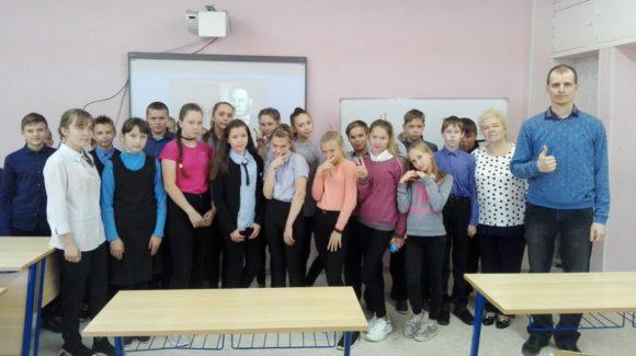 «Общее Дело» провели занятия в нескольких школах Великоустюгского района