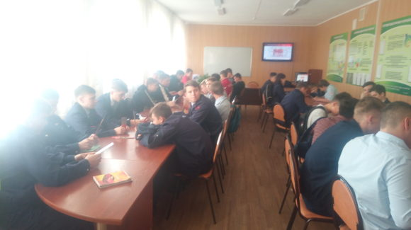 «Общее Дело» в КГБПОУ «Новоалтайский лицей профессионального образования»