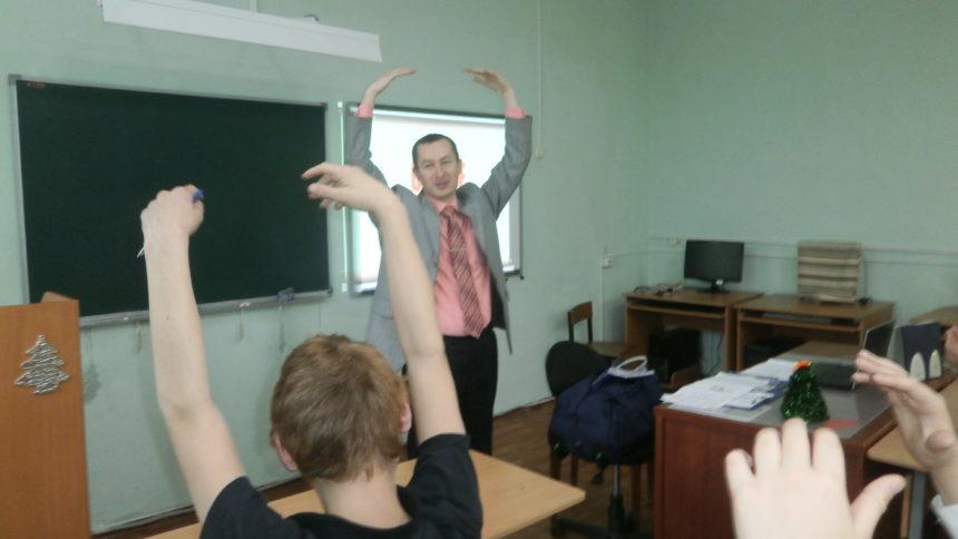 Общее дело в школе 39 г.Ижевска