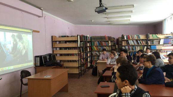 «Общее Дело» провели занятия в СОШ №29 города Якутска