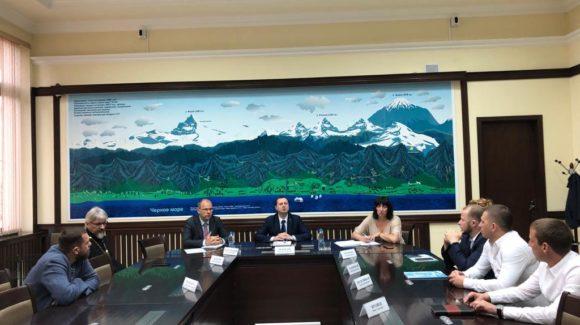 Рабочая встреча ОД с заместителем Главы города Сочи