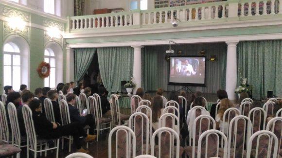 Прошло первое занятие для волонтеров Центрального округа города Костромы