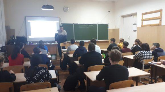 «Общее Дело» в Саратовской школе №18