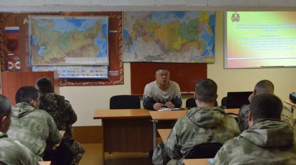 «Общее Дело» в В/Ч-6900 города Саратова