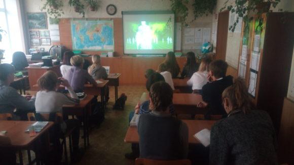«Общее Дело» в МБОУ «Лицей №130» РАЭПШ города Барнаул