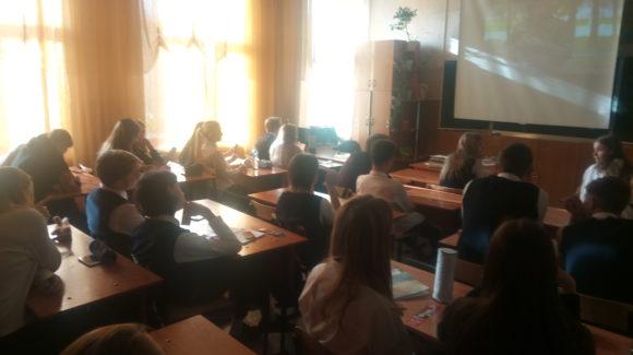«Общее Дело» в МБОУ «Гимназия №40» города Барнаул