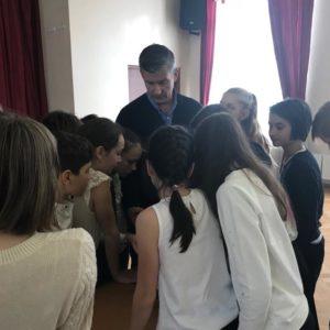 Продолжаются лекции «Общего Дела» в Москве