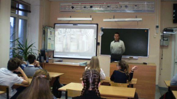 Выступления в Кохомской школе №7