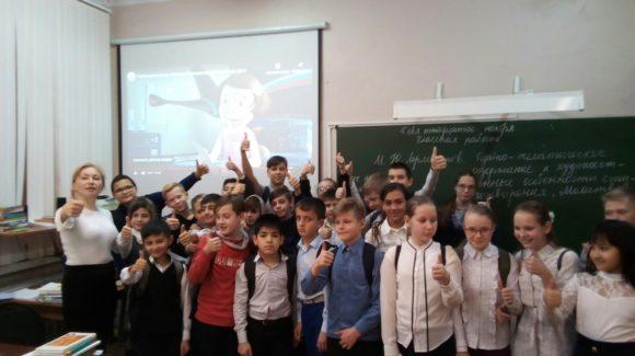 Общее дело в школе №171 города Самара