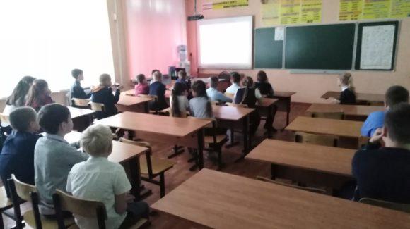 «Общее Дело» в школе №15 города Мичуринск