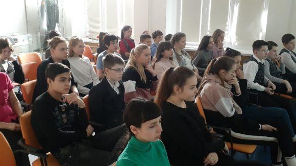 Общее дело в школе №13 п. Липяги, Самарской области