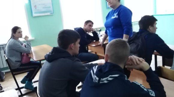 Общее дело в ГБПОУ «Красноармейское профессиональное училище» Самарская область