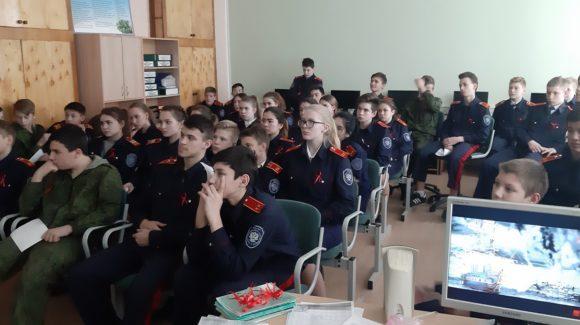 Общее дело в «Казачьем кадетском корпусе» г.Самара