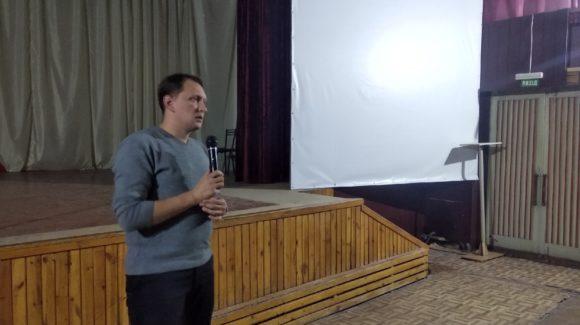 «Общее Дело» в Многопрофильном лицее №5 имени Н.П. Бойко города Донецка