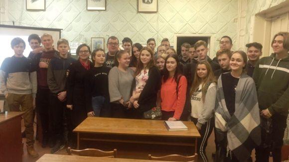 «Общее Дело» в «Северном техникуме транспорта и технологий» города Архангельска