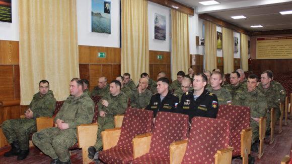 «Общее Дело» в войсковой части 25030-15 г.Вилючинск Камчатского края