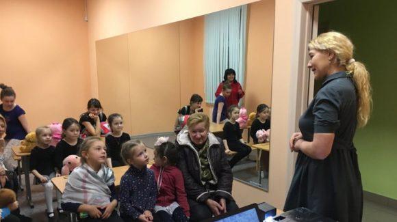 Два занятия «Общего Дела» в подростковом клубе «Зилим» г.Уфа
