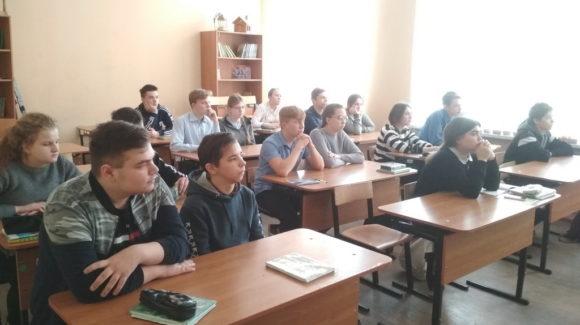 """""""Общее дело"""" в школе №5 г.Кинешма"""