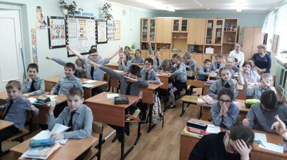 Продолжение занятий в кадетской школе-интернате г.Рыбинска — 5 встреч с участием 137 человек