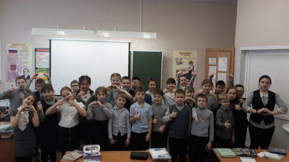 8 мероприятий «Общего Дела» с участием 187 человек в школе №28 г.Рыбинска