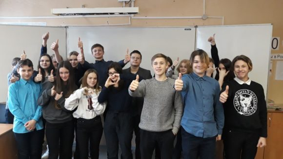 Встречи «Общего Дела» в двух школах г.Рыбинска