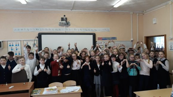 Продолжение профилактических занятий в школах г.Рыбинска