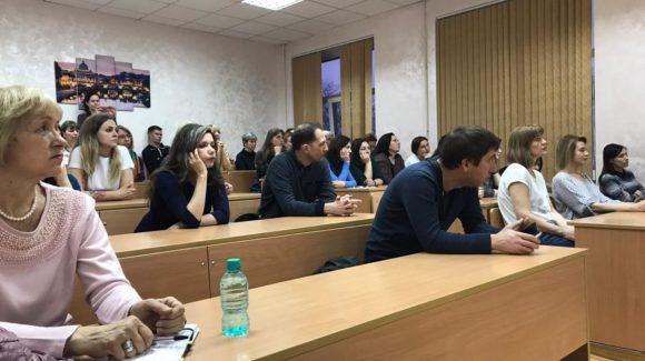 Лекторы «Общего Дела» выступили на родительском собрании в гимназии №52 г.Ростова-на-Дону