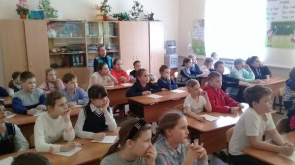 Три интерактивных занятия в средней школе №6 г.Красный Сулин